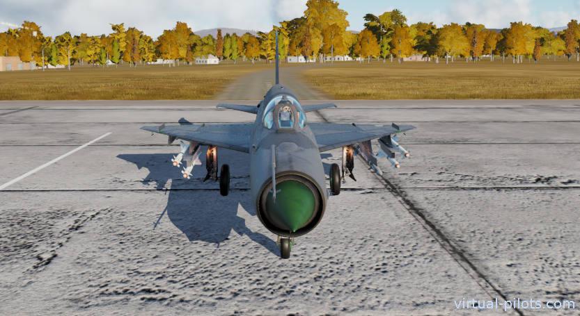 вооружение Миг-21бис