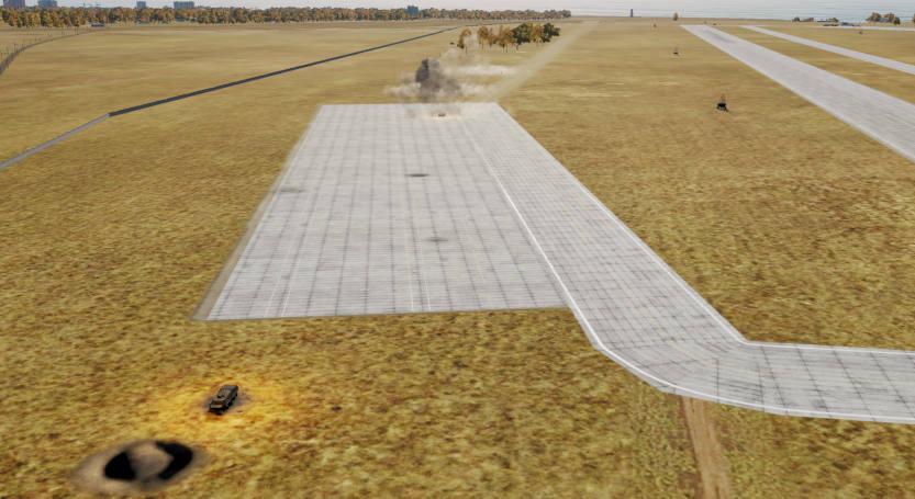 атака аэропорта Гудаута