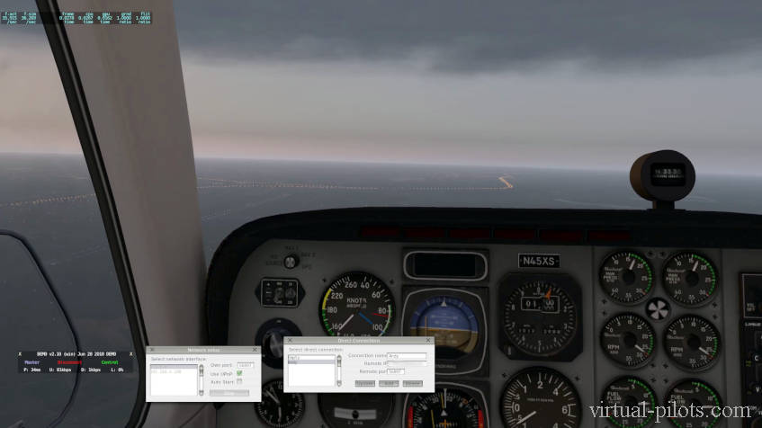 fly a passenger on X-plane 11