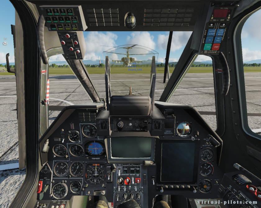 basic skills training on ka-50