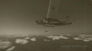 А-20Б Бостон – бомбардировка тыловых объектов противника