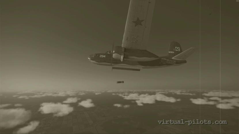 А-20Б Бостон — бомбардировка тыловых объектов противника