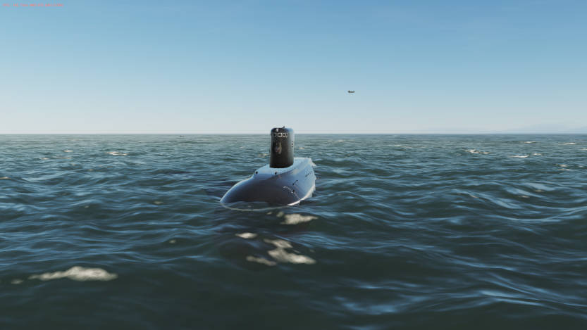 DCS multiplayer mission: Submarine