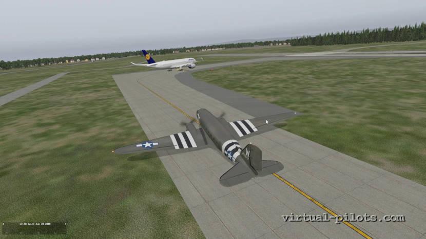 Мой первый полет в IVAO (X-Plane 11)
