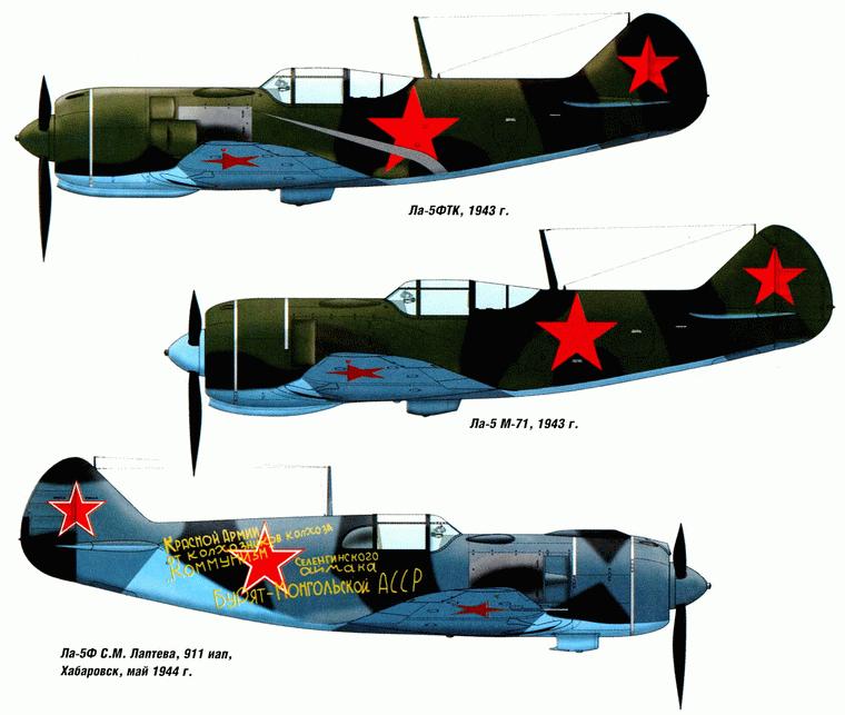Взлет на Ла-5ФН в «Ил-2 Штурмовик» на основании РЛЭ.
