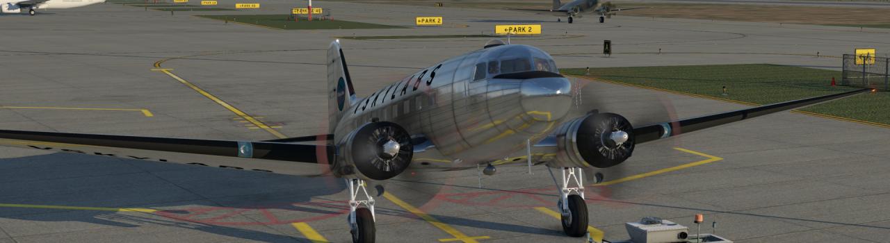 С-47 идет на предварительный