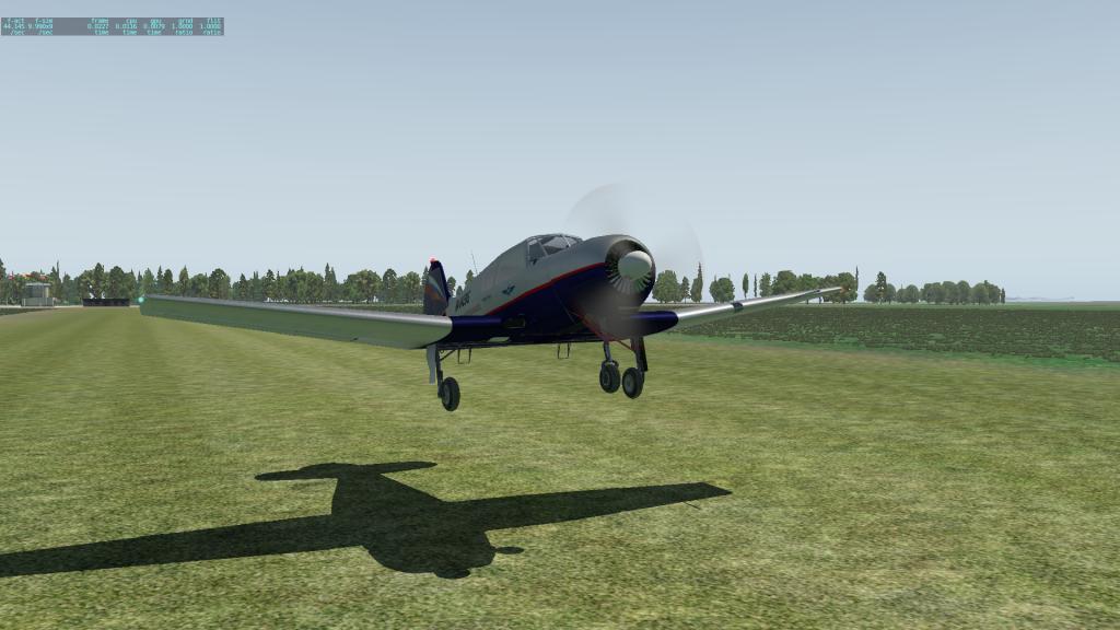 Як-18Т для X-Plane 11