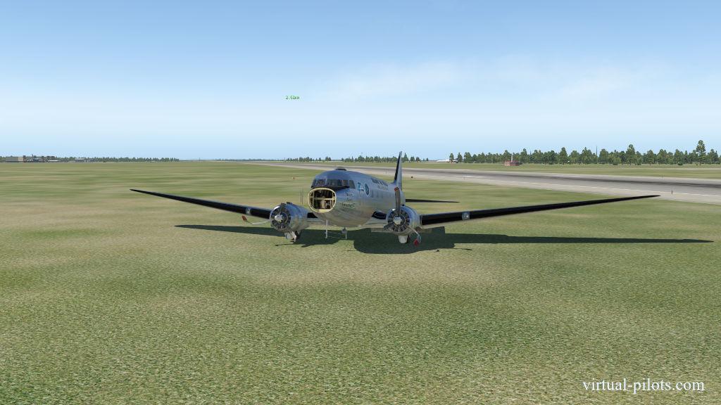 крушение C-47 хаброво