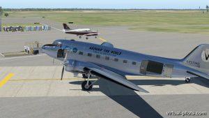 полет двумя экипажами X-Plane